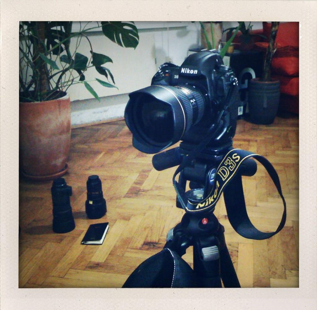 Nikon D3s, 14-24mm f/2.8, 24-70 f/2.8, 80-200mm f/2.8